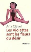 Les violettes sont les fleurs du désir