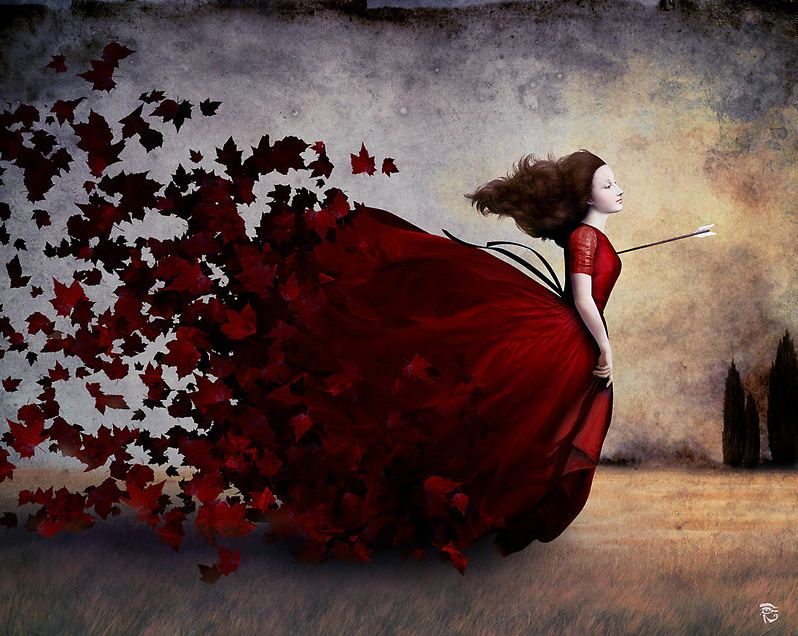 Arte digital de Christian Schloe