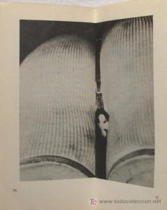 """Foto de Cortázar para ilustrar """"/ que sepa abrir la puerta para ir a jugar"""", en Último round, 1969"""